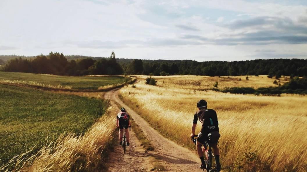 Rund um Litauen auf zwei Rädern