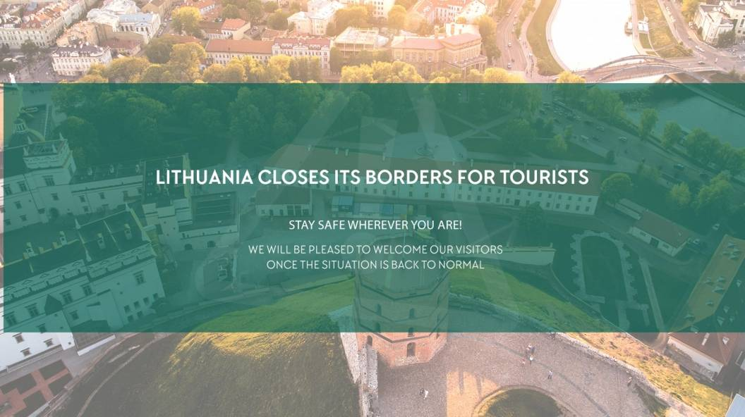 Lithuania closes borders due to COVID-19 (Constantly updated)