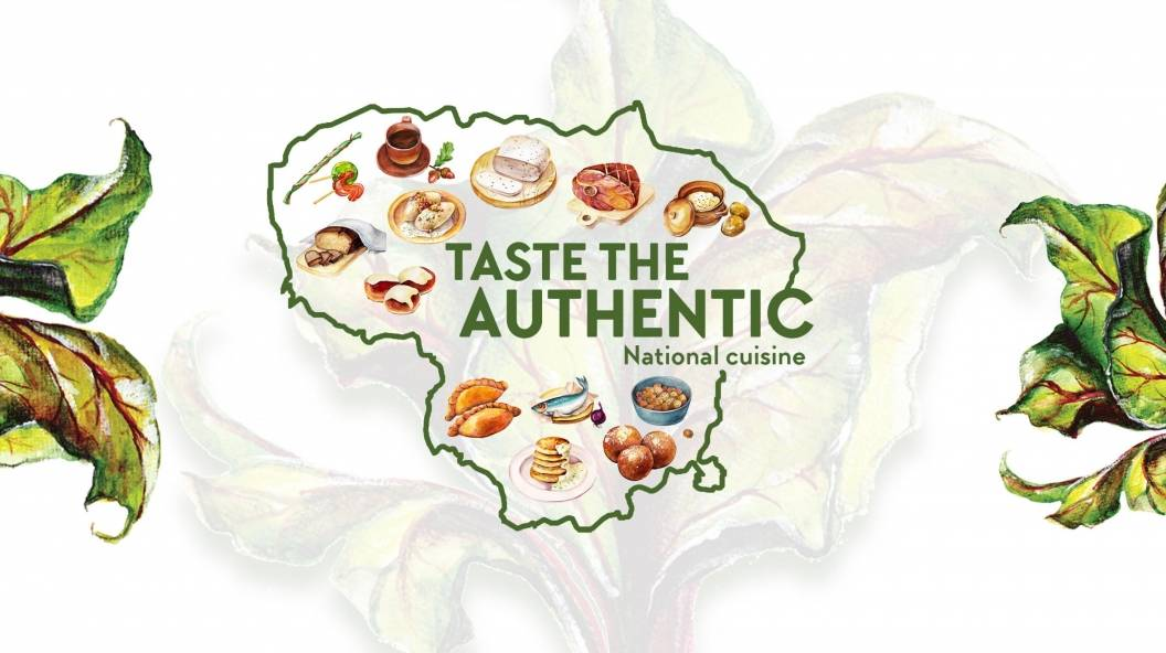 Taste the authentic Lithuania flavours