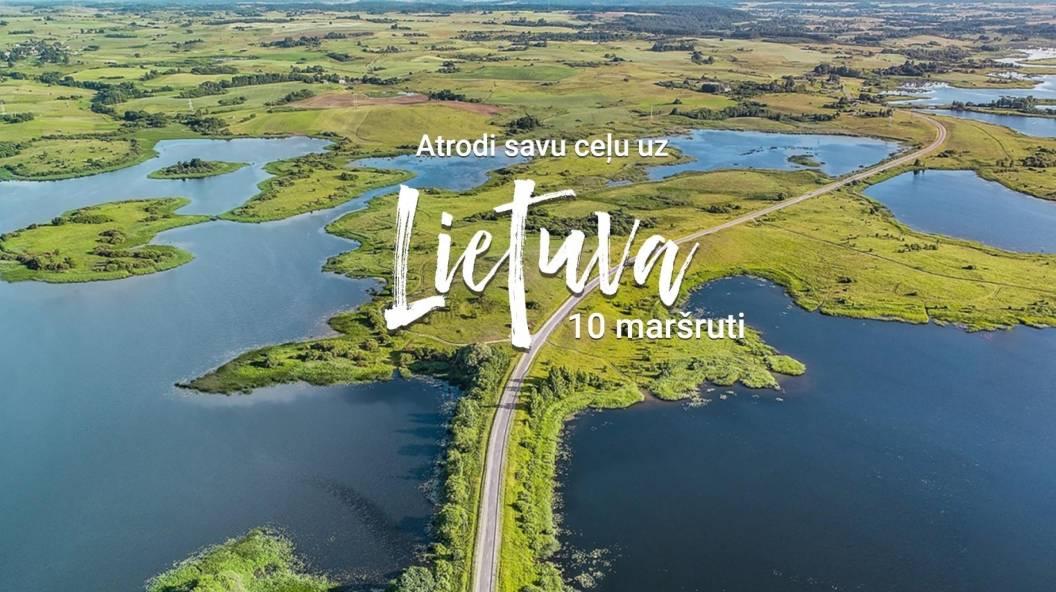 Atrodi savu ceļu uz Lietuva 10 maršruti