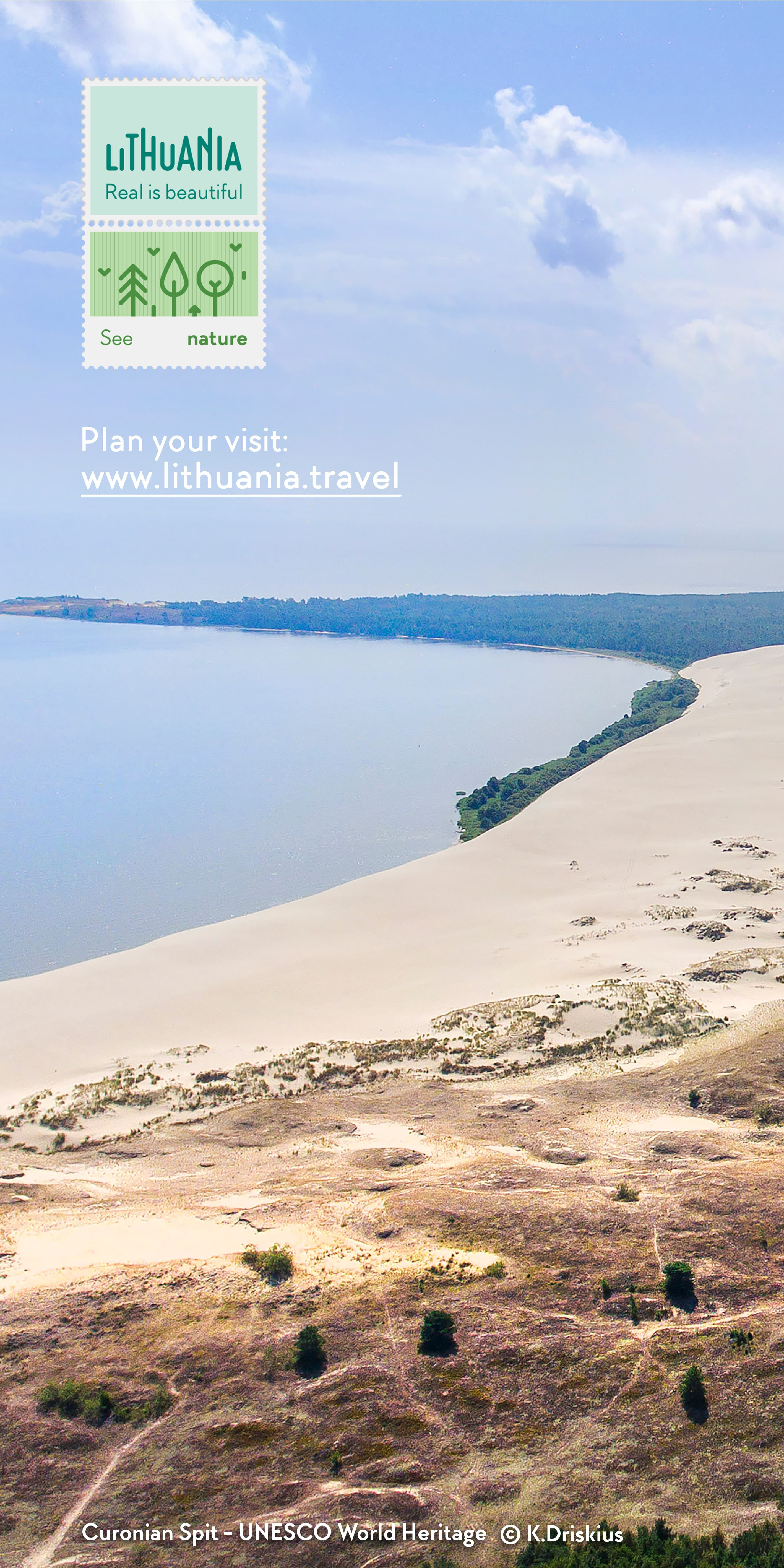 Curonian Spit | Lithuania Travel